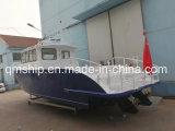 A fábrica fornece o barco de pesca do console Center de esporte do alumínio de 9.61m 32FT