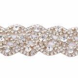 Ожерелье цветка нового преувеличенный диаманта способа ожерелья кристаллический