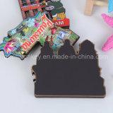Туристский магнит холодильника сувенира 3D деревянный/изготовленный на заказ магниты холодильника 3D/магнит холодильника сувенира