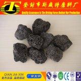 Piedra de piedra pómez de piedra volcánica de la roca de la lava para el material del filtro