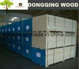 Planche d'échafaudage de bois de construction de LVL de pin pour le panneau de Scoffolding d'emballage de palette