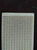Placas cerâmicas do favo de mel infravermelho para calefatores do queimador & de gás