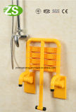 Регулируемый стул, стул ливня туалета ванны медицинского оборудования складывая