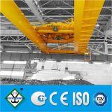 Double resistente Girder Bridge Crane (modelo del QD)
