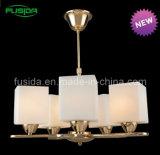 Illuminazione di vetro del lampadario a bracci di stile europeo tradizionale (P-8115/5)
