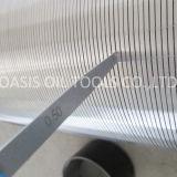 Wasser-Filterrohr des Edelstahl-AISI 304L