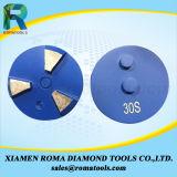 콘크리트, 화강암, 대리석을%s Romatools 다이아몬드 가는 단화