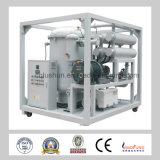 Máquina de filtração de óleo de transformador de vácuo de dois estágios da série Zja, máquina de purificação e desidratação de óleo