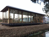 Mobile Green Prefab Wooden House