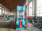 Silicone di gomma Hot Platen Vulcanizing Press per Rubber Bushes