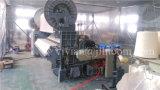 Máquina de ahorro de energía de bajo rendimiento de gasa médica Air Jet Loom