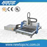 Kleiner hölzerner schnitzender Maschinen-Acrylstich CNC Router4040