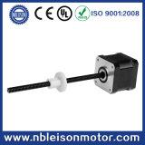 Motor de pasos linear del tornillo de posicionamiento de la nema 17 de la impresora de Tr6.5 3D
