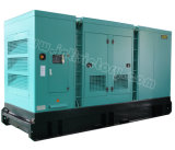 Ce/CIQ/Soncap/ISOの証明書とのホーム及び産業使用のための728kw/910kVA Cumminsの防音のディーゼル発電機