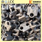 Klem van de Kabel van de Draad van het Roestvrij staal DIN 741 van de Fabrikant van China de Standaard