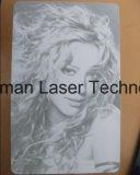 20 W 30W 50W를 가진 섬유 레이저 안전 유리 Laser 표하기 기계