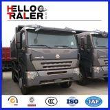 Sinotruk 6X4 330HP 20トンのダンプトラック10の車輪のダンプトラック