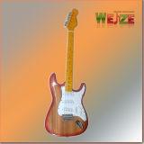 Полностью гитара твердого типа St электрическая