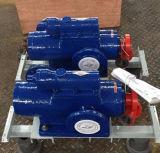 pompa di olio dell'ingranaggio della vite 3G45X4-46 tre
