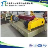 Fábrica de tratamento industrial do Wastewater do centrifugador modelo do filtro de Lw