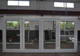 Дверь складчатости орденских лент алюминия 4 пролома высокого качества Kz131 термально