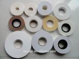 Varias clases de atar con correa de cinta de papel con diverso diámetro interno
