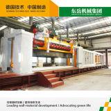 Máquina de estaca material de pouco peso brandnew de Builidng AAC com certificado do CE