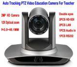 Камера проведения конференций камеры Tele-Education автоматическая отслеживая видео-