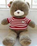Giocattolo su ordinazione dell'orso dell'orsacchiotto della peluche dei regali di compleanno dei bambini