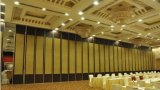 Raum Separation Operable Partition Wall China-Manufacturer Aluminium 100 Type für Wedding Hall