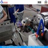 Шланг стального провода PVC спиральн усиленные/машина штрангпресса трубы