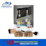 自動車30W 3000lm H7 H1 H3 9005 (HB3)クリー族LEDのヘッドライト6000kのキセノンの白
