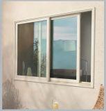 Ventana de desplazamiento vertical de aluminio de madera barata de China Windows y del surtidor de las puertas
