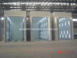 Grande cabine de pulverizador do barramento do preço com sistema de aquecimento