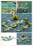 Aqua-Park, aufblasbarer Aqua-Park, wässern aufblasbares Spiel (RO-012)