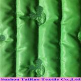 Poli prodotto intessuto colorato di memoria pianura per l'indumento