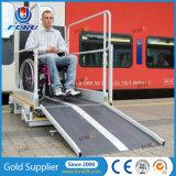 платформа подъема стула 1m гидровлическая неработающая для Railway