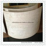 mattonelle composite di plastica del marmo dell'arco del comitato dell'alluminio di 3mm per la colonna
