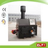 Inceneratore rispettoso dell'ambiente dei rifiuti solidi