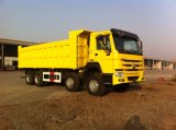 Sinotruk HOWO 8X4 25cbm/30cbm 덤프 트럭