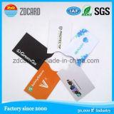 Das Blocken des Gutschrift-Debitkarte-Schoners Sleeves Kartenhalter
