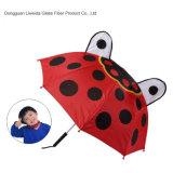 Guarda-chuva de Sun reto animal dos desenhos animados dos miúdos