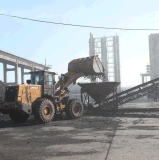 China Cheap Construction Equipment 5 Ton XCMG Wheel Loader Lw500k