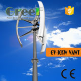 10kw 100rpm Vertical Axis Wind Turbine met BV