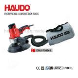 Haoda Ultra Ligero de Mano Drywall Sander 180 con Auto-Vacuum