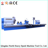 Tipo tornio del pavimento di alta qualità di Cina del nord di CNC per l'insieme di rotella di giro del treno (CG61160)