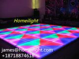 4PCS/Lot 1 dansen de Meters DMX 512LED het Licht van het Effect van de Disco van de Vloeren van de Dans van het Huwelijk van het Controlemechanisme van Vloeren