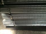 Poste galvanisé de la longueur 1.8mt (14holes) 2.04kgs/M Y