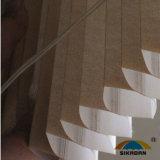 La finestra classica della qualità superiore Shutters i ciechi pieghettati favo dello Semi-Schermo della tenda