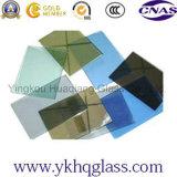 Matériau de levage en verre stratifié étiré et émaillé réfléchi et réfléchi